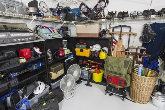 Planning a Garage Sale