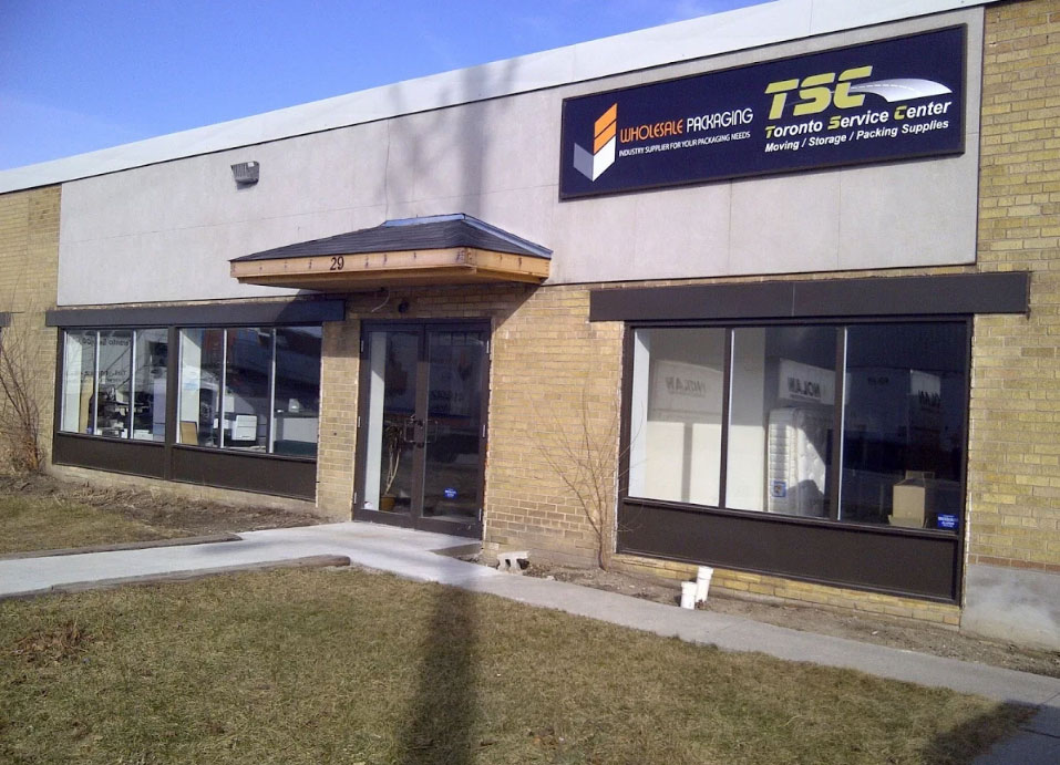 TSC Moving Company Offers Moving Storage Services Movers Toronto
