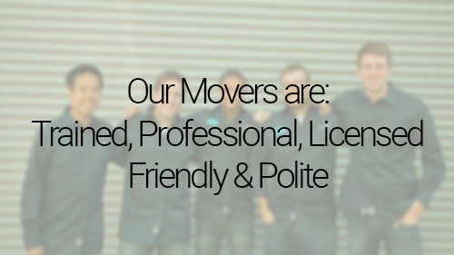 Certified Movers & Packers