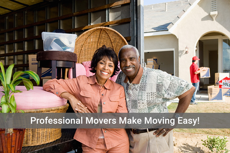 How Can Professionals Make Moving Manageable?