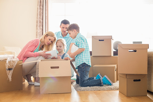 Professional movers make the moving easy